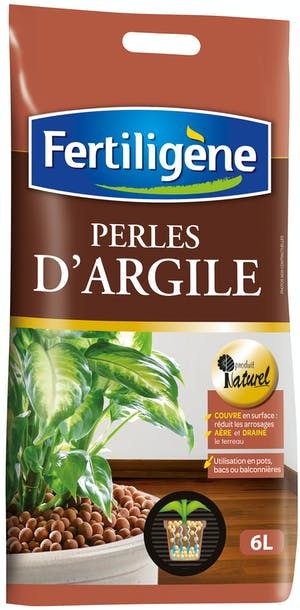 Photo du produit Billes d'argile Fertiligène 6L