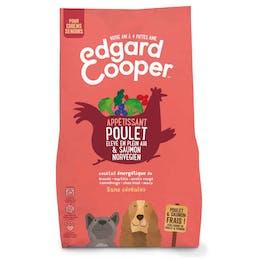 Photo du produit Croquettes pour chien Poulet et Saumon Edgard & Cooper