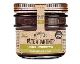 Photo du produit Pâte à Tartiner Noir Noisette Le Comptoir de Mathilde