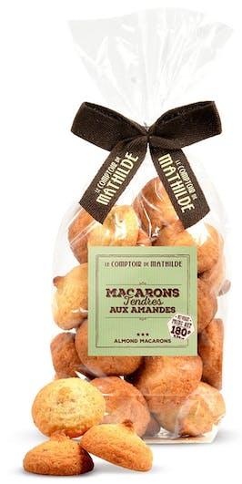 Photo du produit Macarons aux amandes Le Comptoir de Mathilde