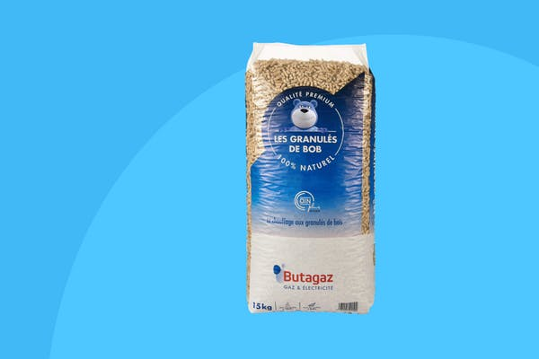 Pellets de bois Premium Din+ Butagaz à 3.99€*