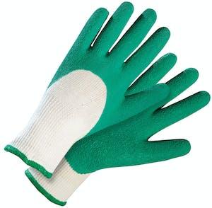 Photo du produit Paire de gants Basic Mix-Grip vert Rostaing
