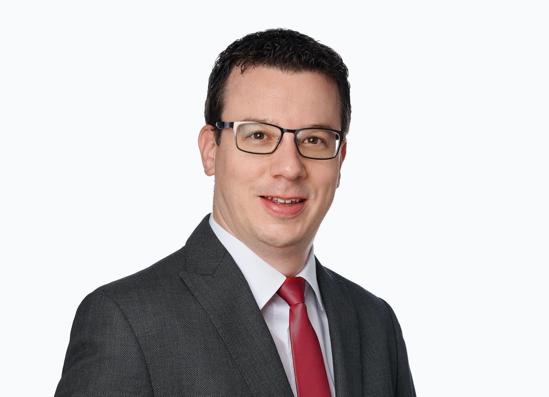 Martin Frei, Chief Digital Officer von VERIT (Quelle: VERIT Immobilien AG)