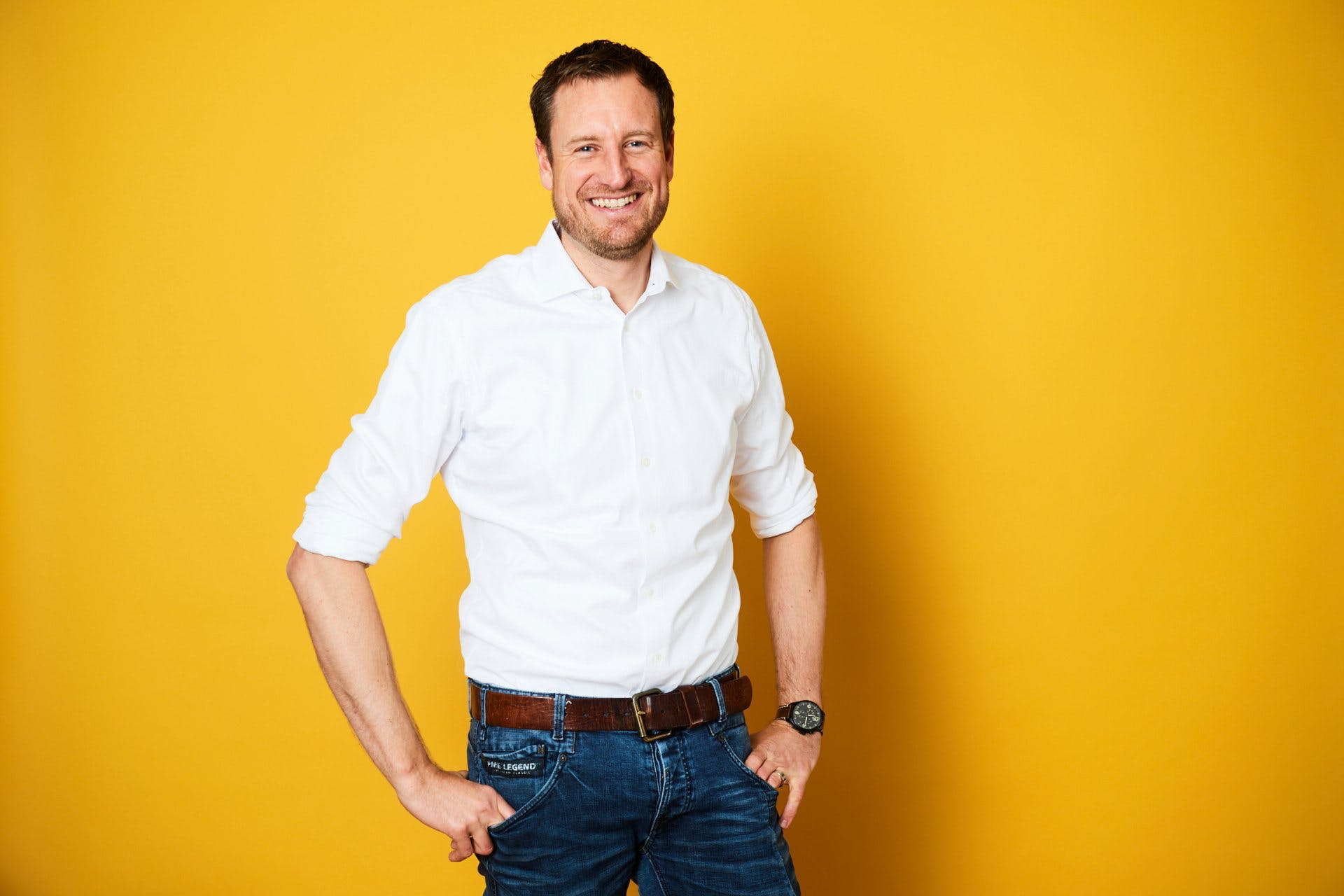 Philipp Dick, CEO und Mitgründer von Skribble (Quelle: Skribble)