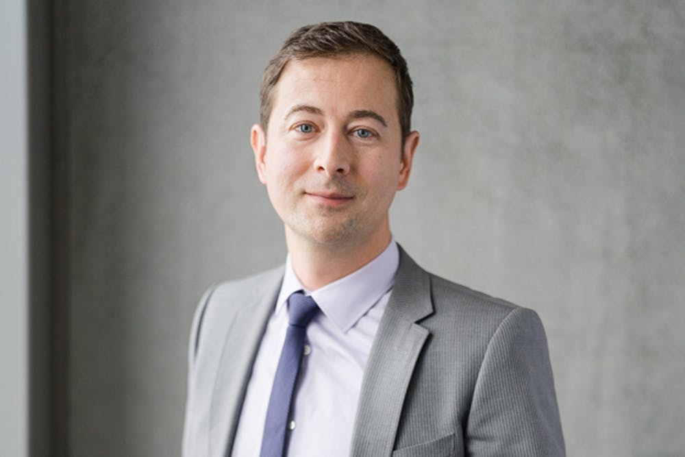 Marco Kissling is Head of Business & Digital Excellence at Wincasa and jointly responsible for creating the framework conditions and the overall concept for E-Rent (Source: Clara Tuma)