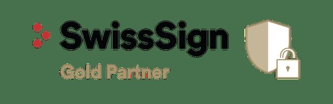 Partner logo SwissSign