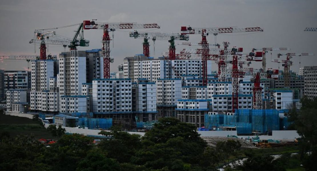 build to house hdb houses under construction