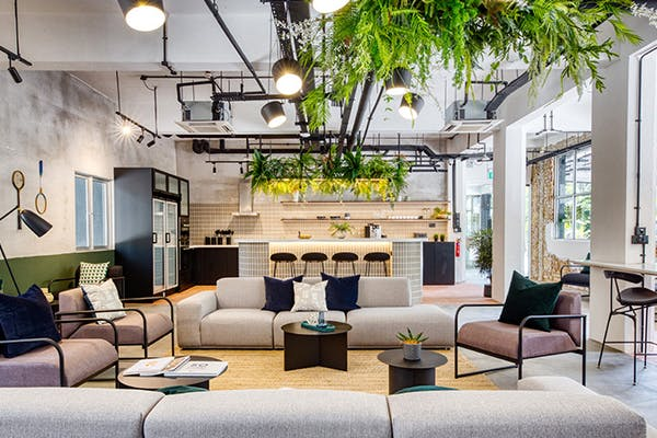 Hmlet co-working space