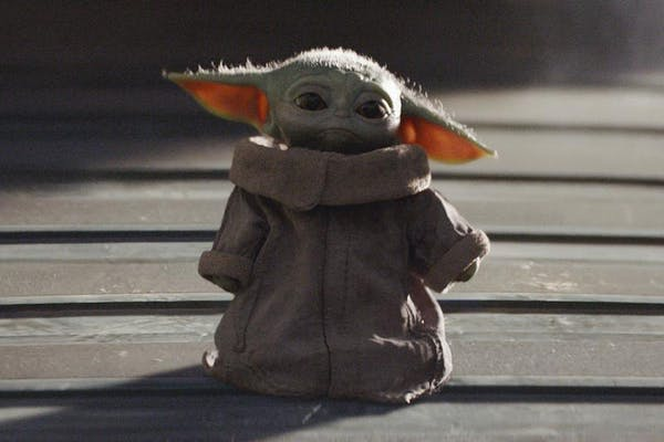 cutr baby Yoda