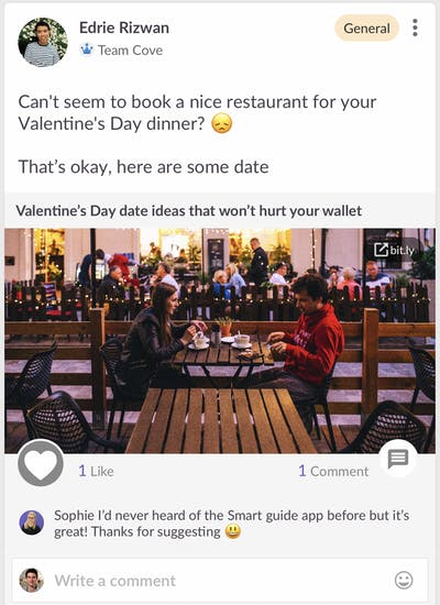 interesting go to places we'd recommend