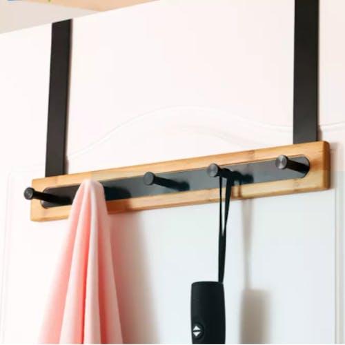 door hook hanging towel or even portable speaker