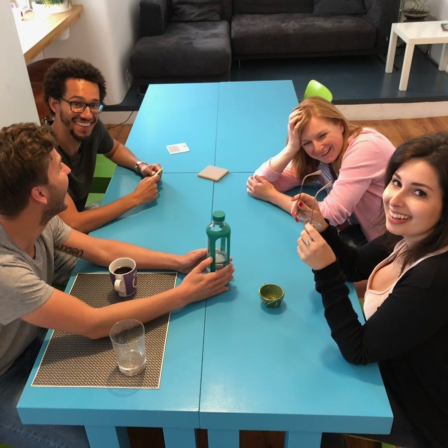 We love our family - sharing ideas and making fun weekend plans is what we're all about at Cowork Central