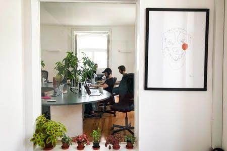 As nossas salas de reuniões são calmas mas também silenciosas proporcionando privacidade