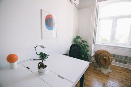 We hope you love our workspaces as much as we do
