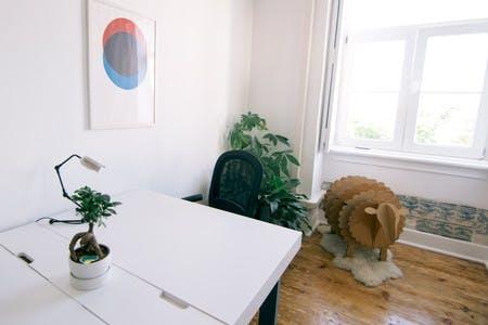 Esperamos que gostem do nossos espaços de trabalho tanto como nós