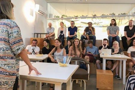 Adoramos acolher meetups – entra em contacto se queres organizar um meetup no Cowork Central