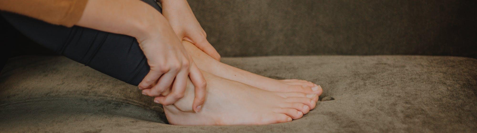 Fußschmerzen Knöchel