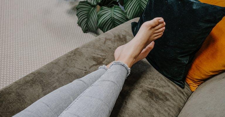 Fußformen