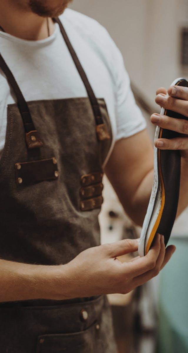 Maßgefertigte Einlagen von craftsoles