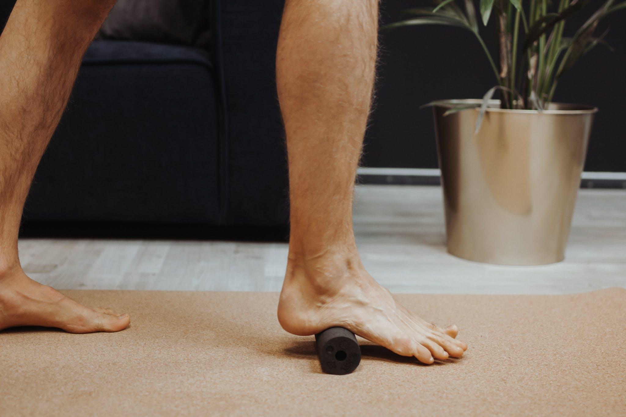 Fersensporn Massage