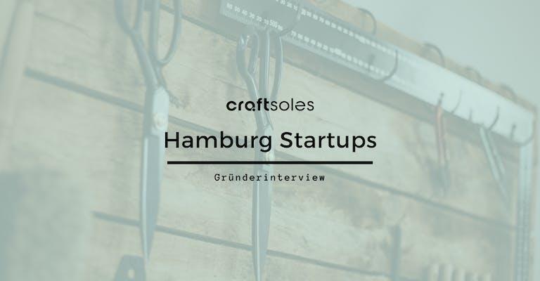 craftsoles Hamburg Startups Interview