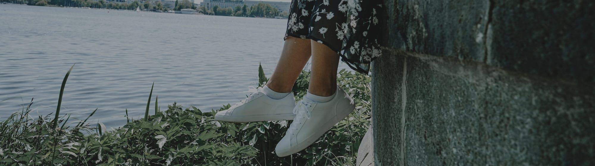 Schuheinlagen Sommer mit Hygienebezug
