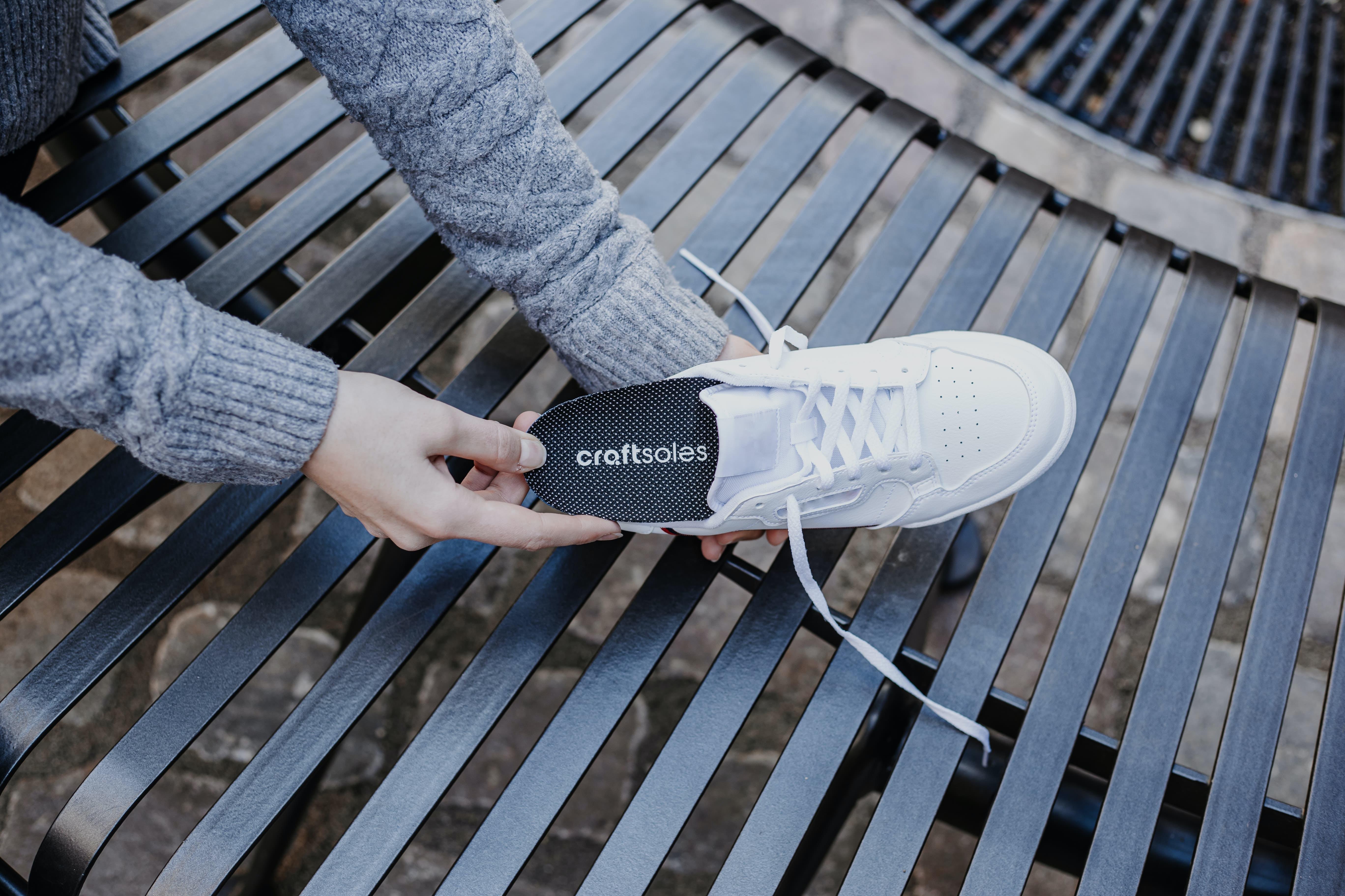 Adidas Schuhe für Einlagen