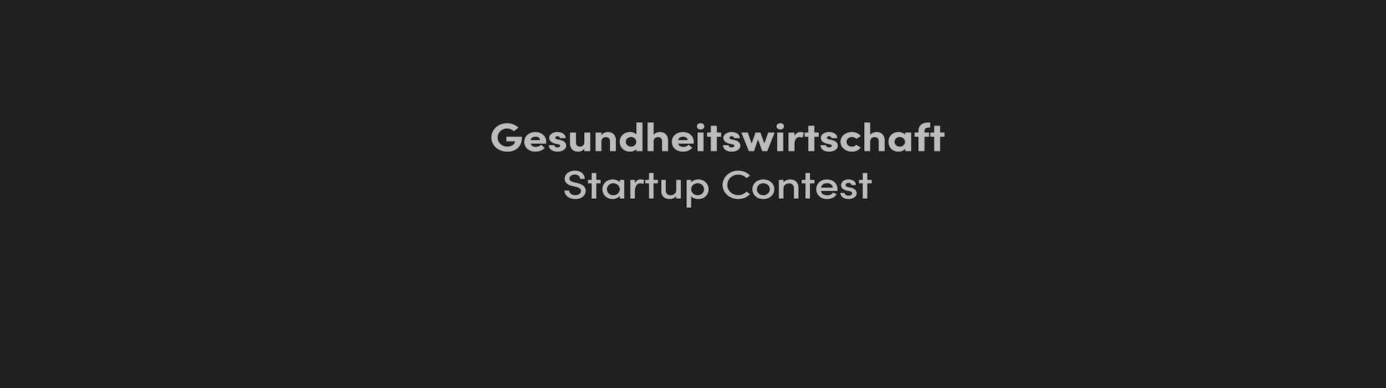 craftsoles Startup Contest Gesundheitswirtschaft Hamburg