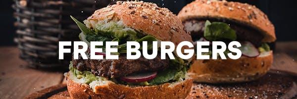 Free Burgers