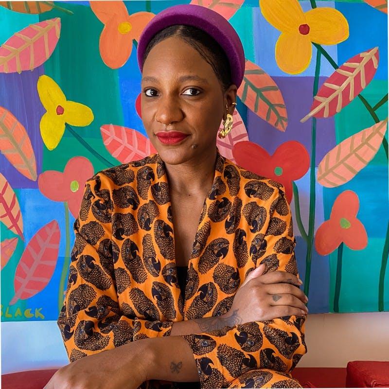 Imagem com fotografia de Luanda Vieira.