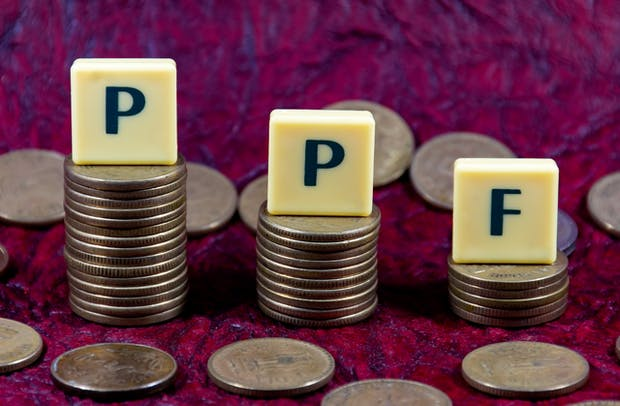 how to calculate interest on PPF balance