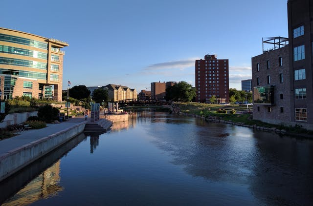 Downtown, Sioux Falls