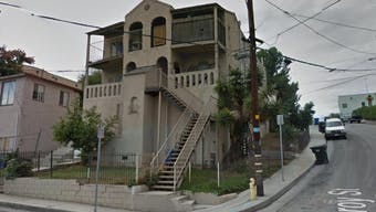 Multi-family rehab in Boyle Heights