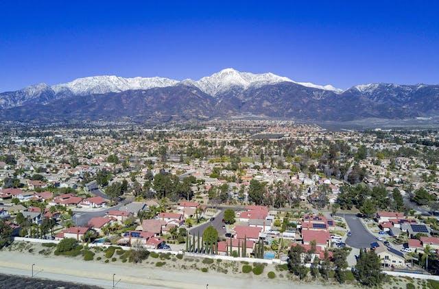 Rancho Cucamonga, San Bernardino
