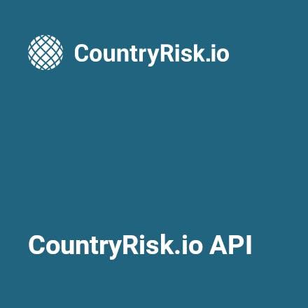 Navigating through CountryRisk.io's API