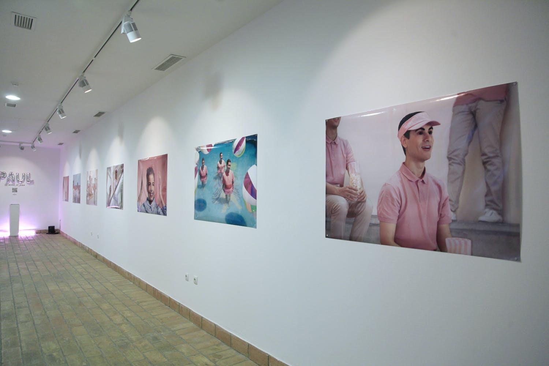 Galería exhibiendo el proyecto Paul.