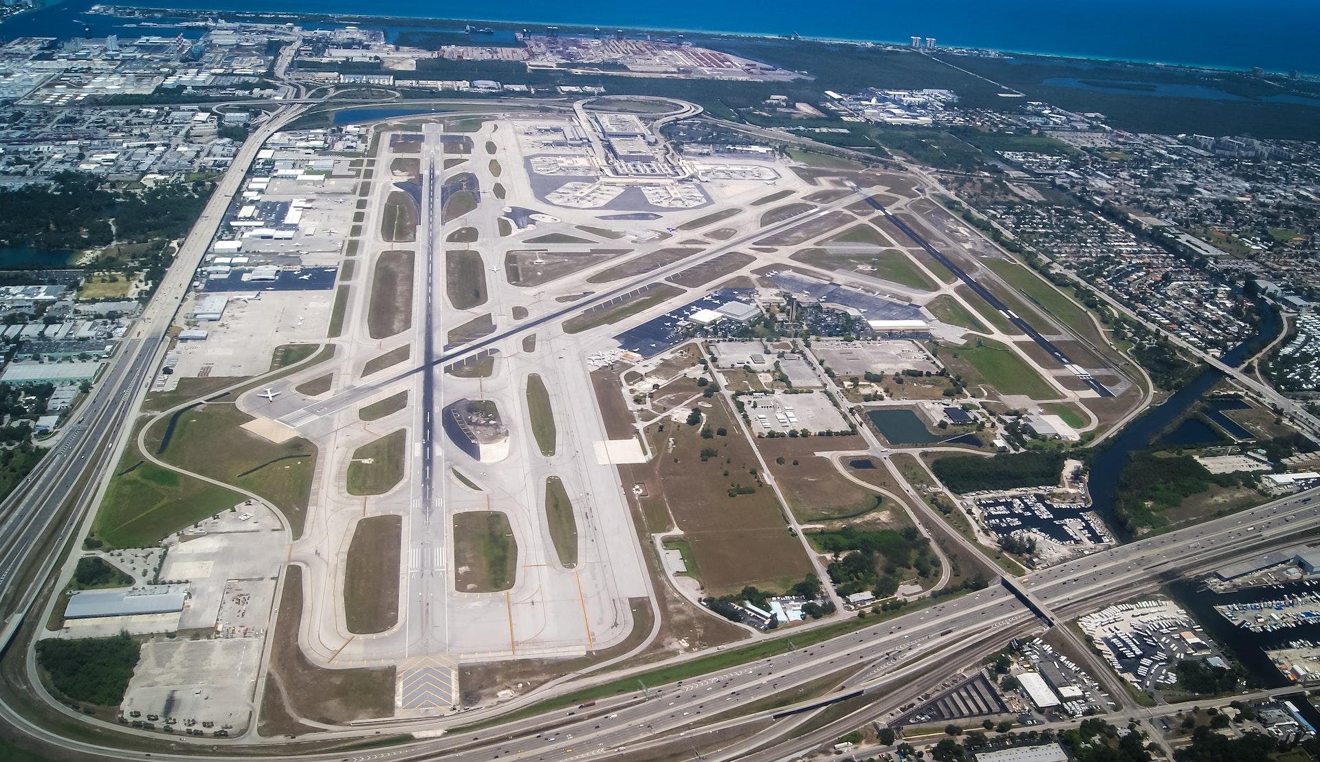 Fort Lauderdale internasjonale lufthavn, © jfarango, Getty Images