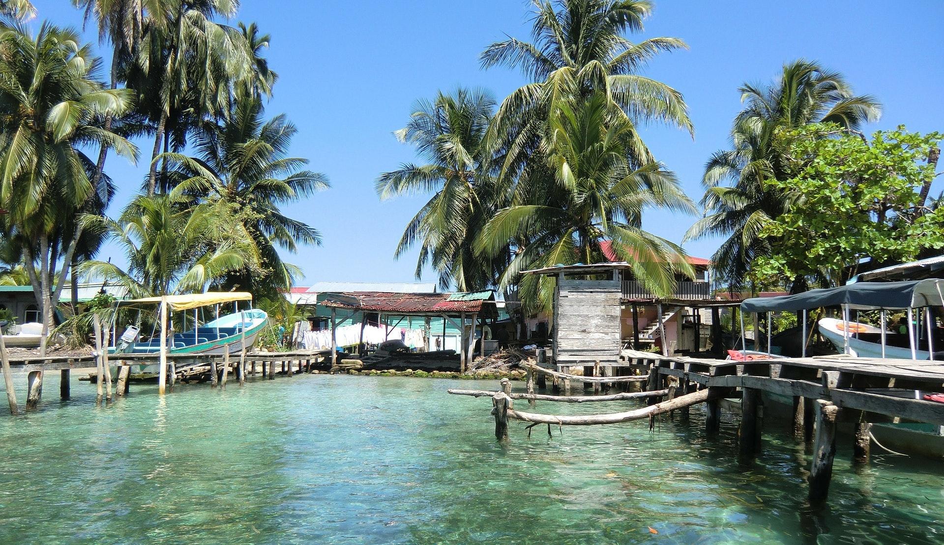 Panama © Sabine Lange, Pixabay