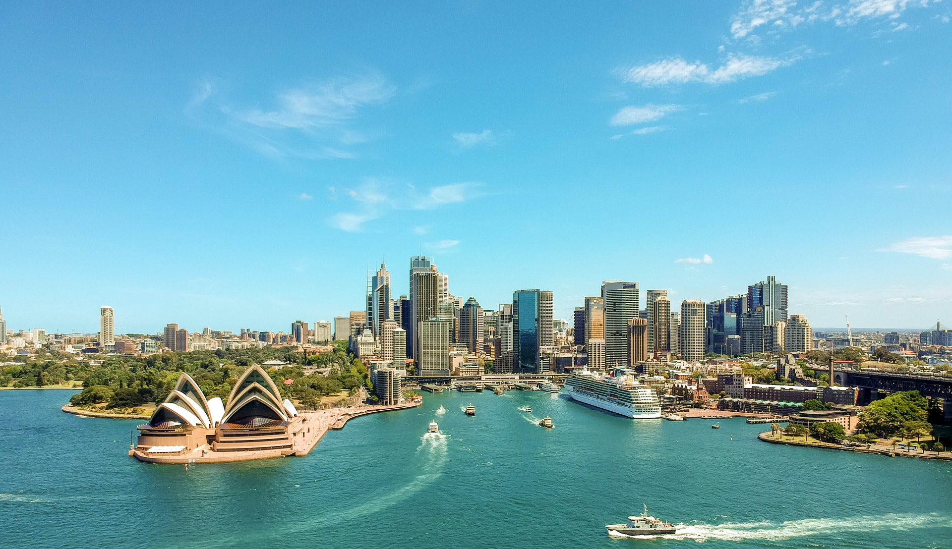 Havnen i Sydney © wallix, Getty Images