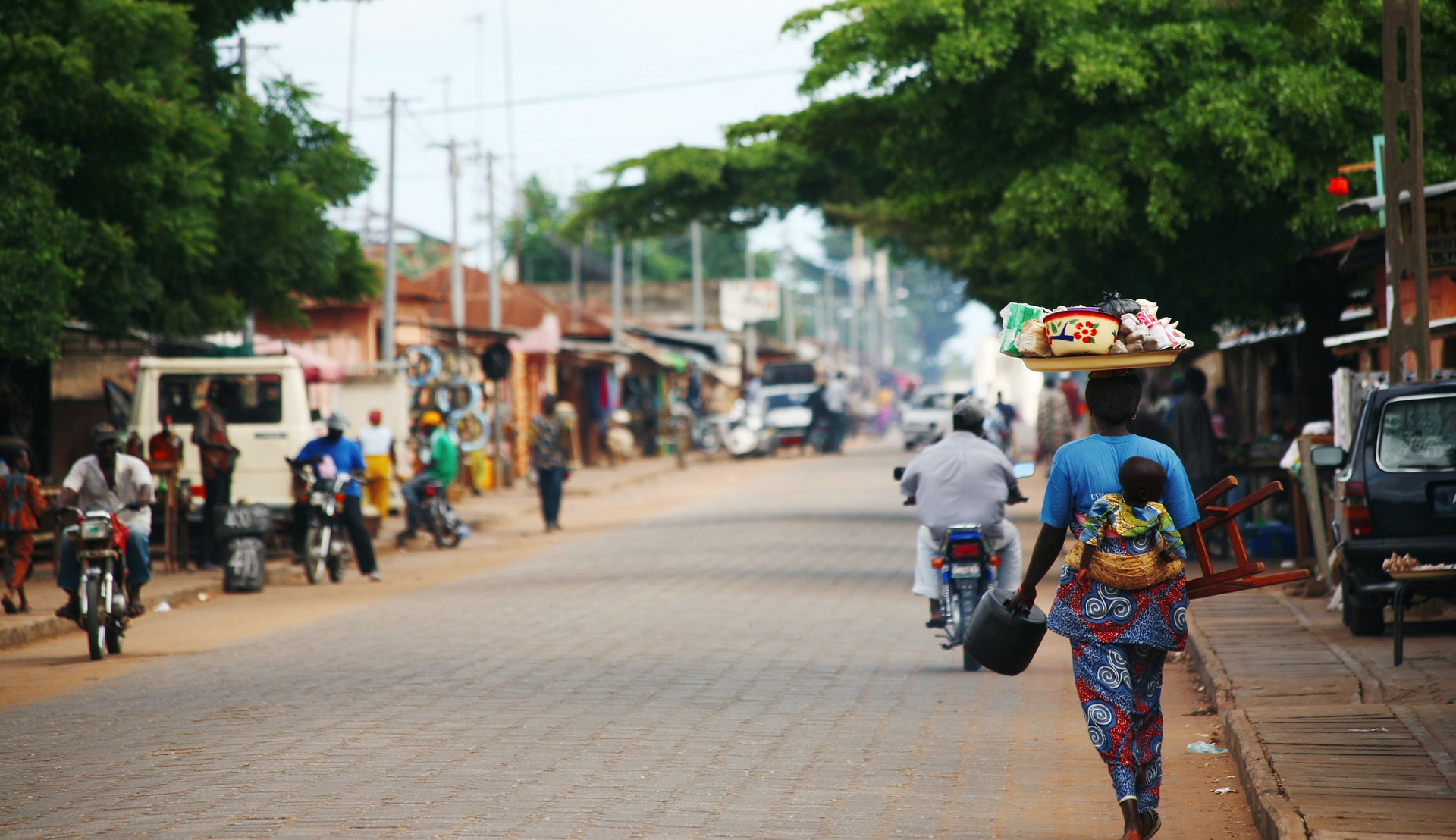 Gater i Afrika © peeterv, Getty Images