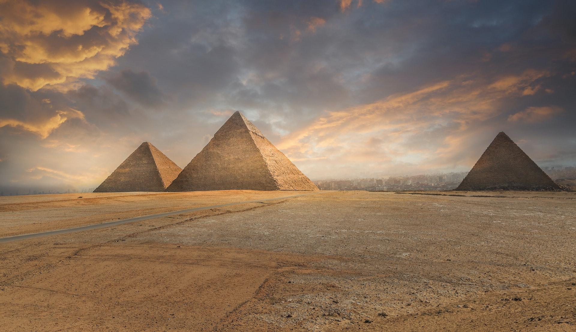Pyramider © Jeff_Hu, Getty Images