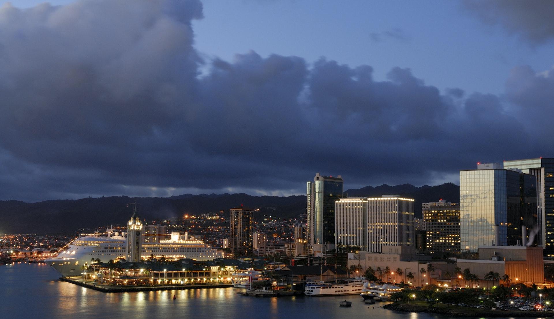 Havnen i Honolulu © aimintang, Getty Images