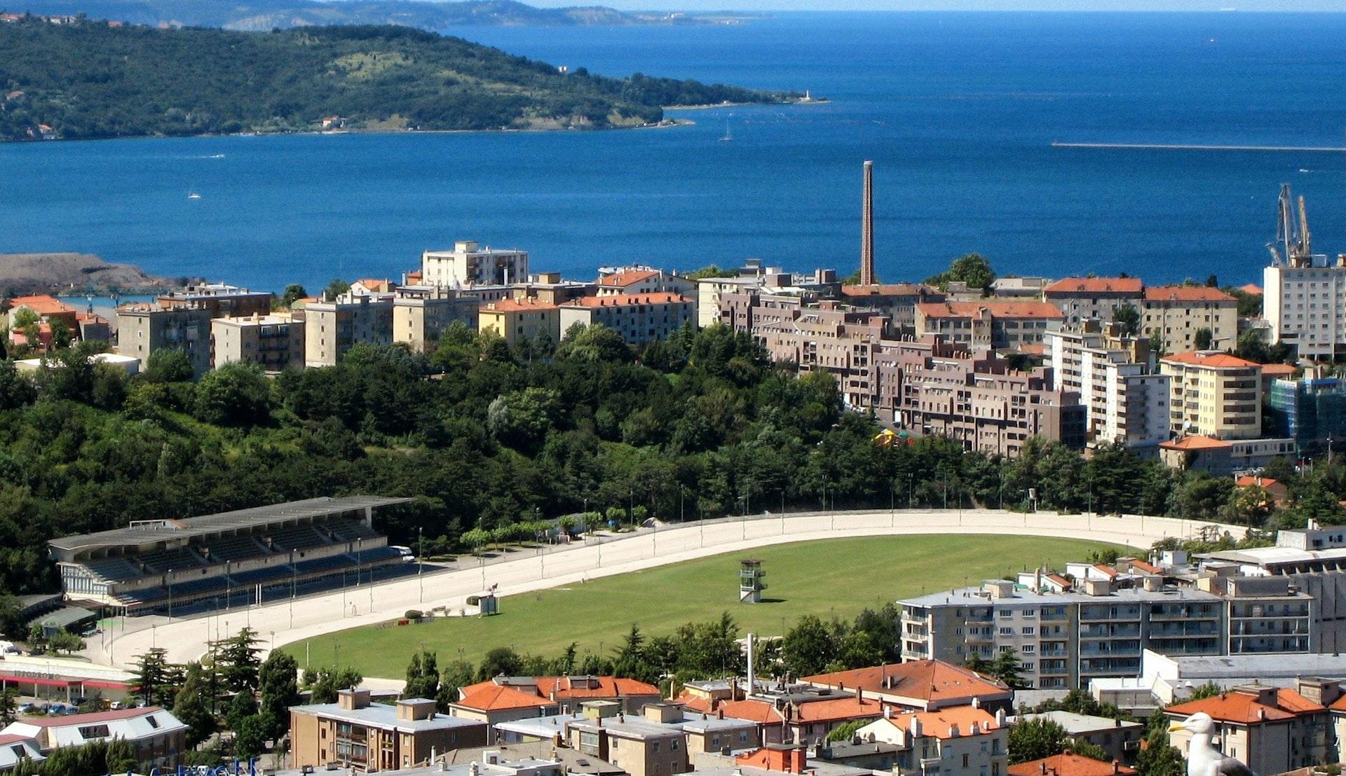 Trieste © David Mark, Pixabay