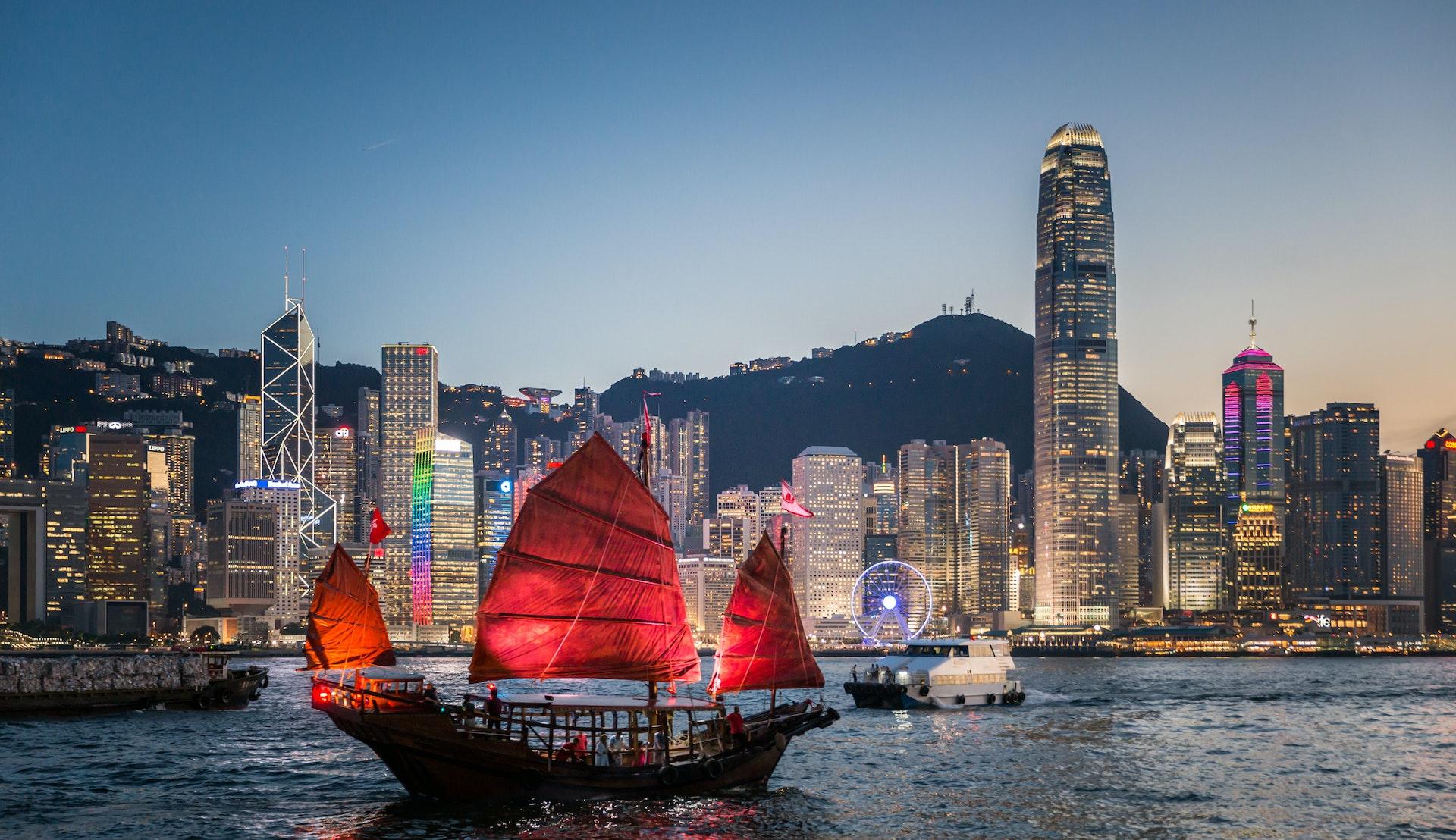 Hong Kong © Yongyuan Dai, Getty Images