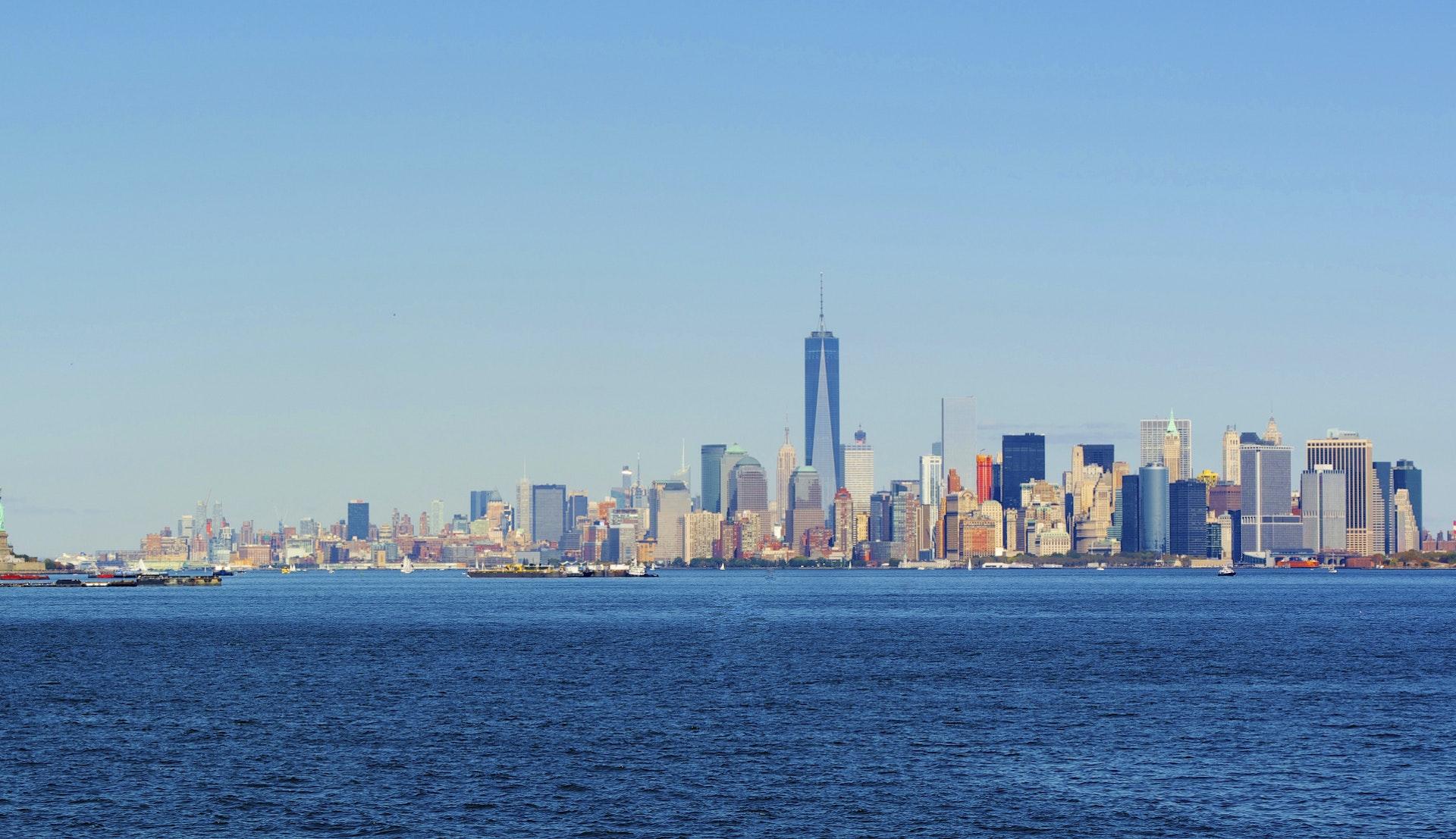 Manhattan Skyline © Luke Abrahams, Getty Images
