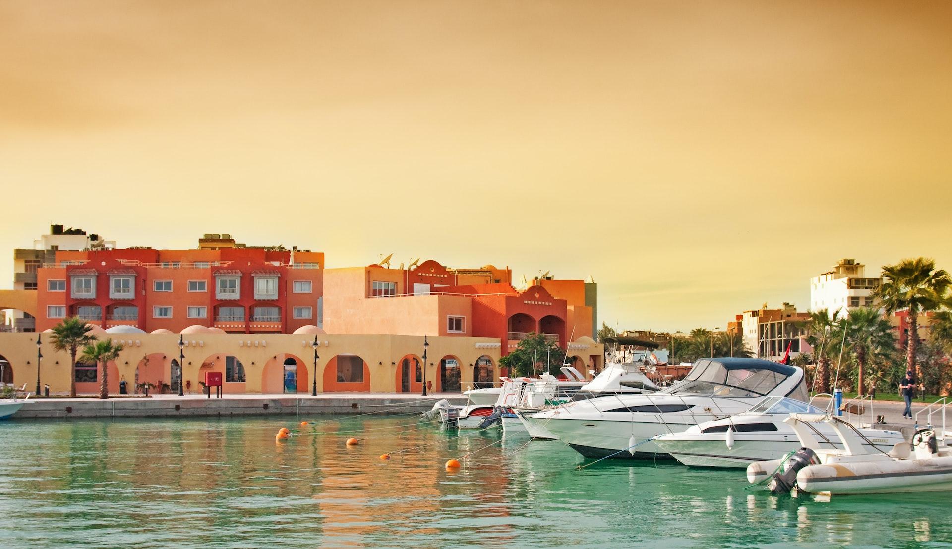 Hurghada © danilovi, Getty Images