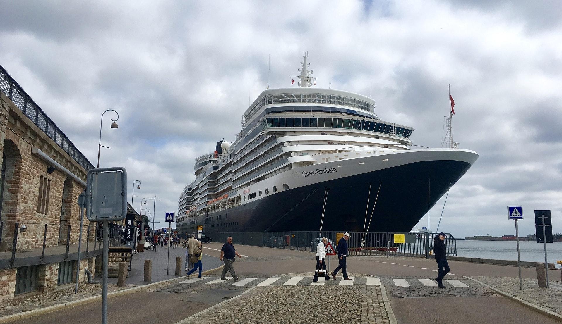 Cruisehavnen i København ©Adrian Lack, Pixabay