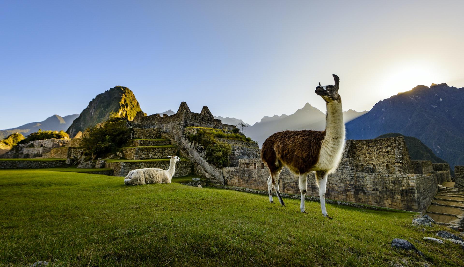 Machu Picchu, Peru, Sør-Amerika @ OGphoto, Getty Images