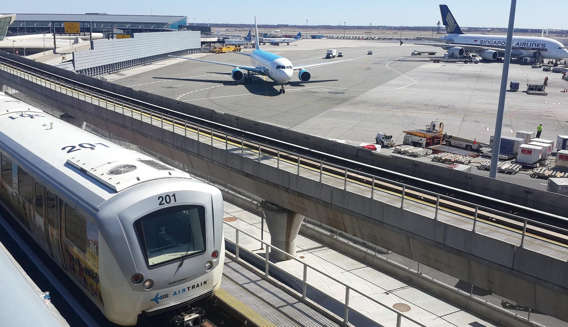 JFK-flyplassen i New York © mindconcepts, Pixabay