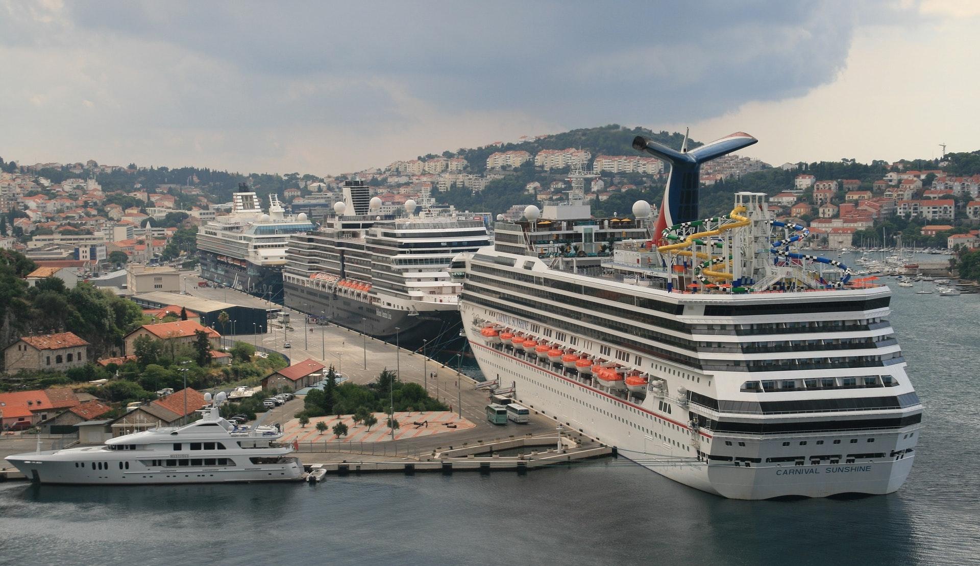Havnen i Dubrovnik © Dragan Tomić, Pixabay
